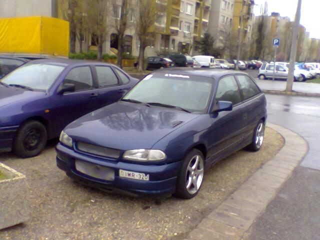 Goofy gsi - Opel Astra 1991 - Totalcar autós népítélet 710b3e8d9bcf2