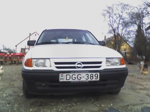 A kedvencek kedvence - Opel Astra 1991 - Totalcar autós népítélet b7426d775d227