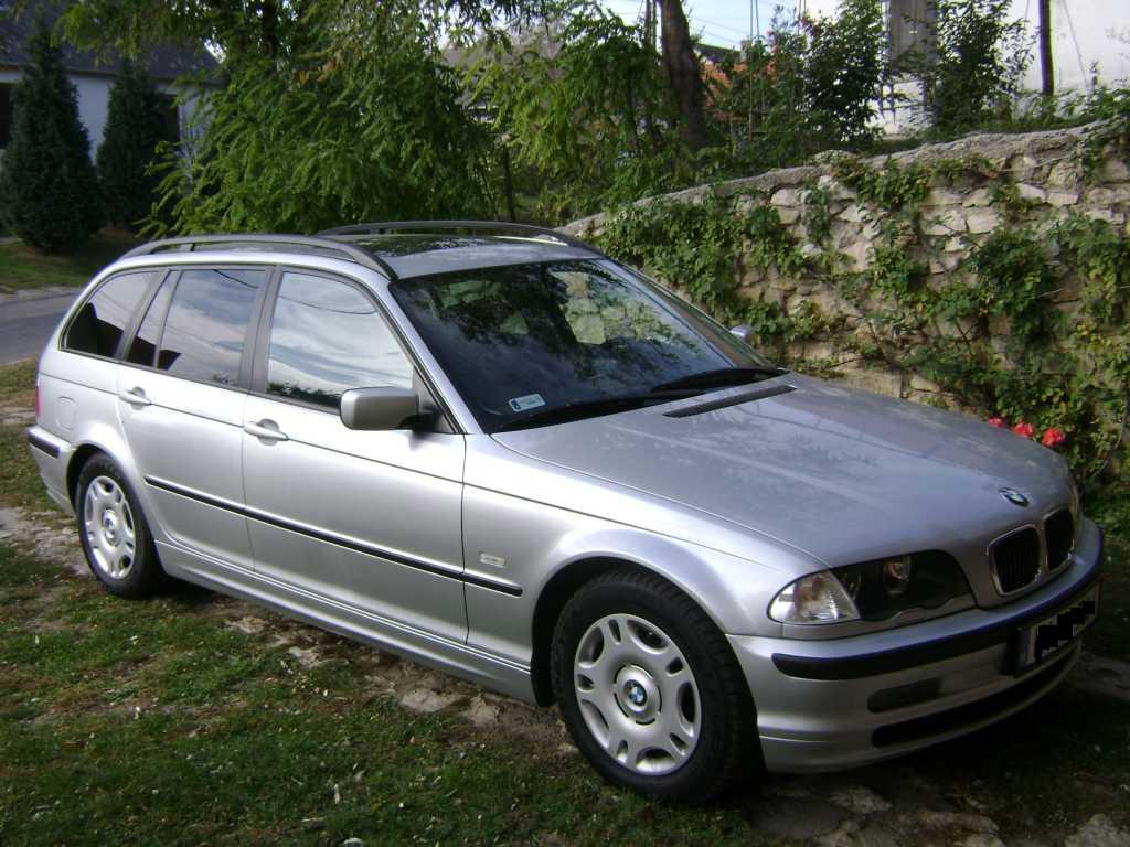 BMW E46 facelift különbség