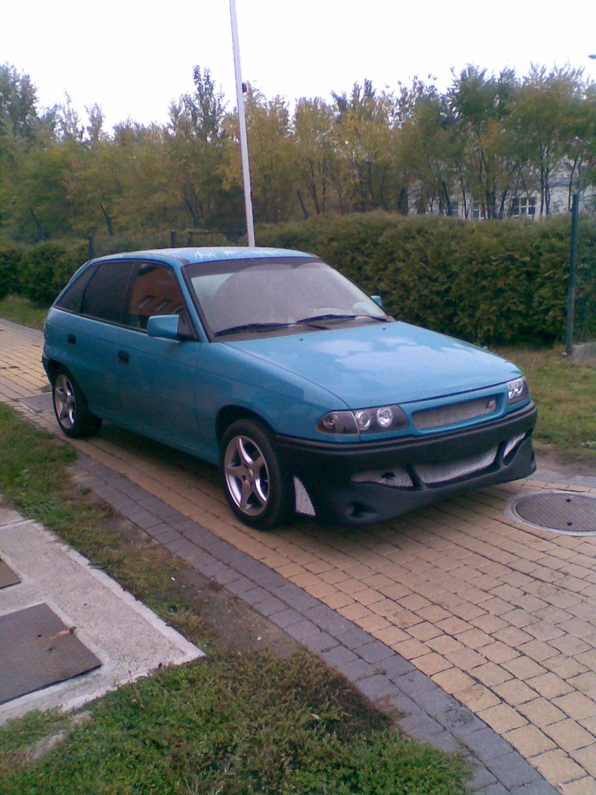 a kicsike - Opel Astra 1991 - Totalcar autós népítélet 9b3edcb89b83c