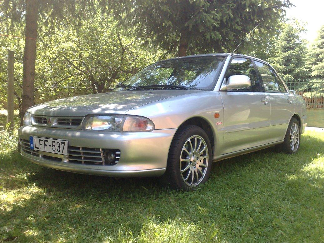 Mitsubishi Lancer 1.8 GTi 16V - Mitsubishi Lancer 1992 - Totalcar ...
