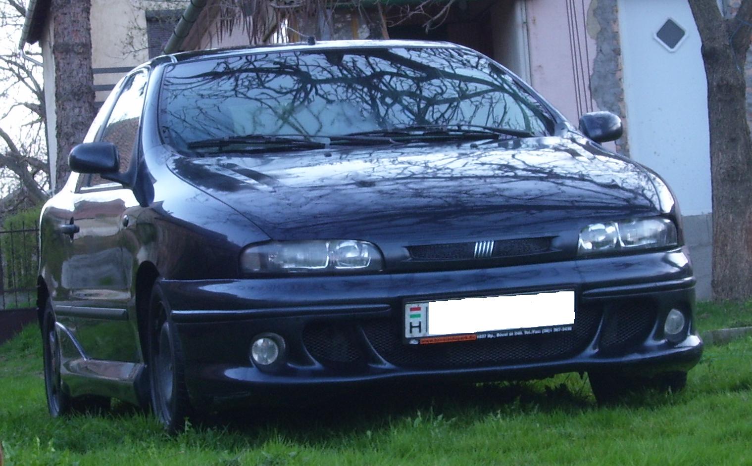 A sötét erő Fiat Bravo, Brava 1995 Totalcar autós népítélet
