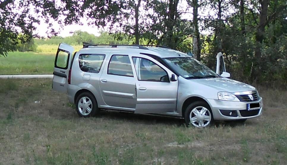 Dacia 7 Személyes: Hét Személyes Traktor